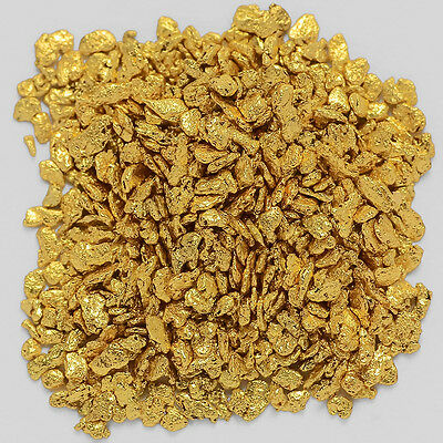 1.3881 Gram Alaska Natural Gold Nuggets / Flakes -(#04199)- Hand-Picked Quality