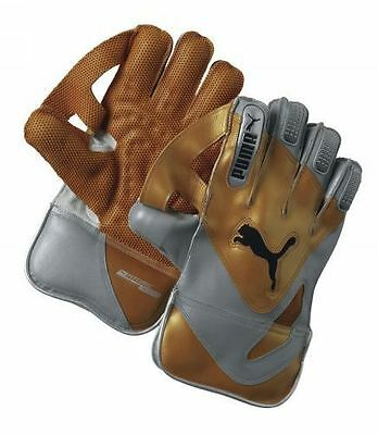 *NEW* PUMA ATOMIC 3000 CRICKET WICKET KEEPING GLOVES, Boys