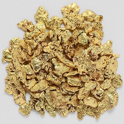 1.1774 Gram Alaska Natural Gold Nuggets - (#04144)
