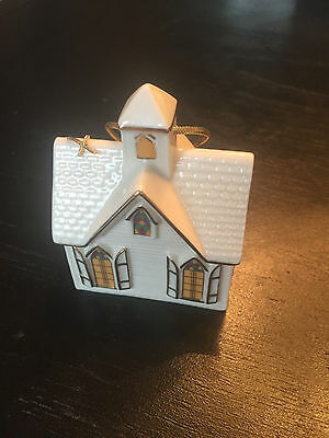 Lenox Low Country Chapel Ornament