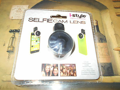 iStyle Selfie Clip-on Camera Lens for Smartphones
