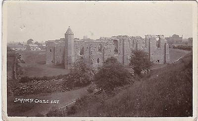The Castle Ruins, SPOFFORTH, Yorkshire RP