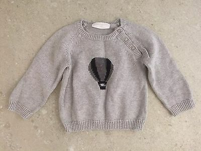 The Little White Company Boys/Girls Jumper,Size 9-12 Months,Excellent Condition