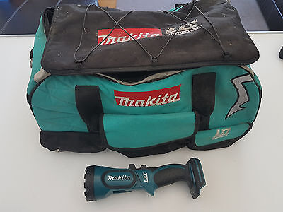 Makita 18v Bag and Light