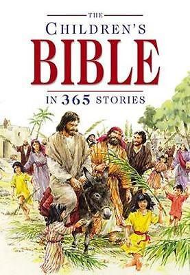 NEW The Children's Bible in 365 Stories By Mary Batchelor Hardcover
