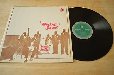 George Lewis & His Orchestra - Doctor Jazz Vinyl Record LP T576
