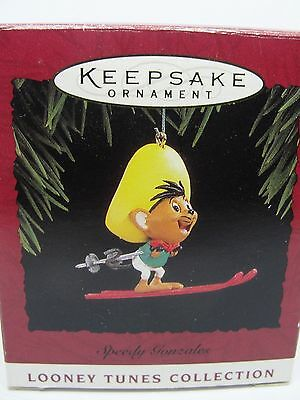 1994 Hallmark Ornament, Speedy Gonzales, Looney Tunes