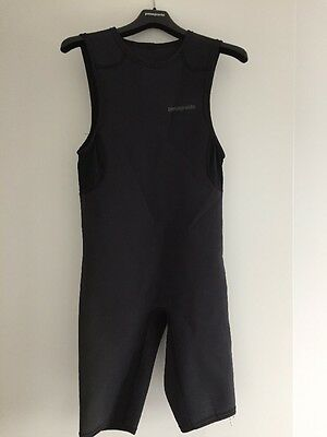 Patagonia Wetsuit 1mm Short John Wetsuit Great Condition (men's Large)
