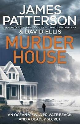 NEW Murder House By James Patterson Paperback Free Shipping