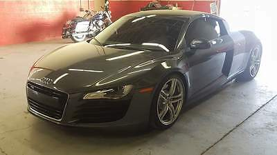 2010 Audi R8 Base Coupe 2-Door 2010 Audi R8 Coupe 4.2L 6 Spd All Service Completed.  GREAT DEAL