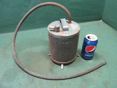 Vintage Sun Electric Co. Model EC Exhaust Condenser Canister