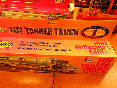 1994 Sunoco Toy Tanker Truck 1st in a Series