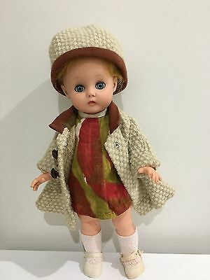 Vintage Doll Made in England