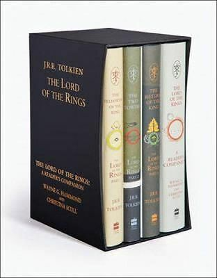 The Lord of the Rings Boxed Set (Hardcover) by J. R. R. Tolkien, 9780007581146
