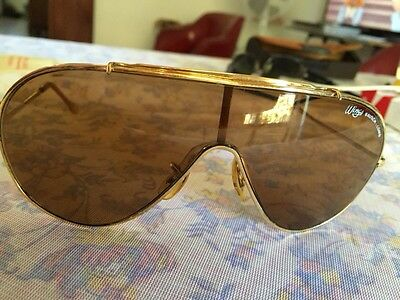 Ray Ban Bausch And Lomb Année Debut 1980 Modele Wings