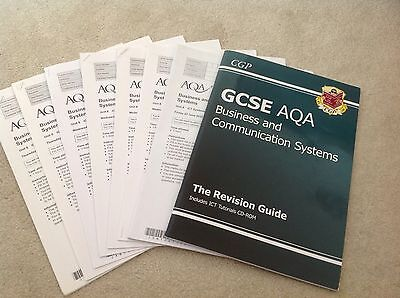 GCSE AQA Business and Communication Systems Revision Guide