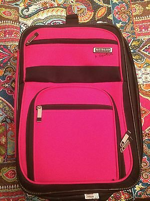 Small Pink Suitcase