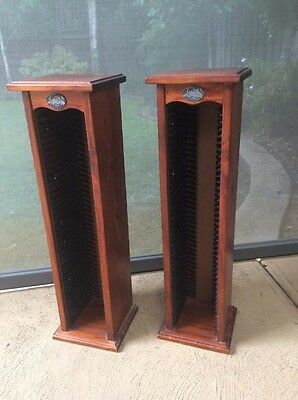 Timber CD Towers / Holder Heritage Look