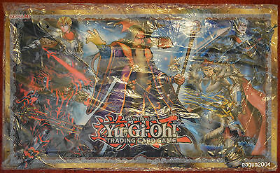 Noble Knights of the Round Table official Konami playmat, joblot of 12, New