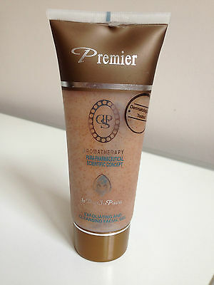 Genuine Dead Sea Premier Aromatherapy 100ml Exfoliating&Cleansing Gel New&Sealed
