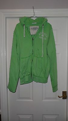 Abercrombie & Fitch Zip Up Hoodie Size L