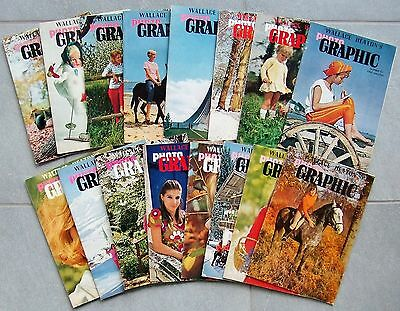 Wallace Heaton's Photo Graphic Magazine. 16 Consecutive Issues, 83-98