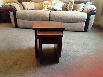 nest of side tables