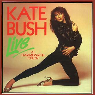 Kate Bush Hammersmith Official CD . Live 1979