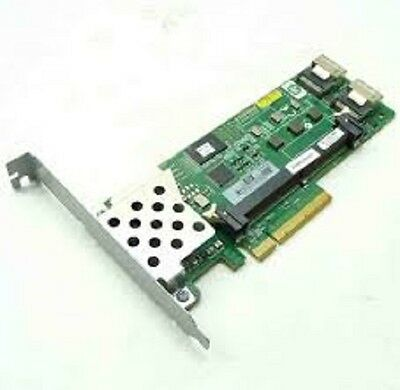 HP 462919-001 Smart Array P410 256MB SAS RAID Controller CARD +  BATTERY