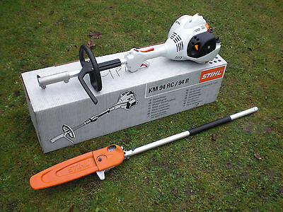 2016 Stihl KM55 Combi Pruner Chainsaw Attachment Kombi km100 km130 hl100 hl95
