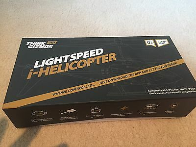 Light speed I- Helicopter