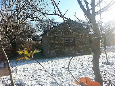 Feb 6 -10 holiday cottage, private, forest of Bowland, dogs welcome £160