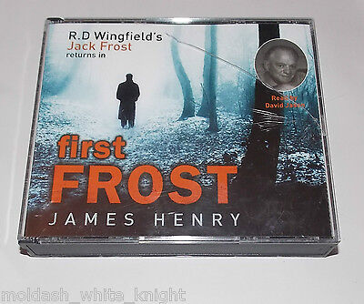 First Frost: DI Jack Frost Series 1 by James Henry (CD-Audio, 2011)