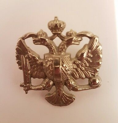 Military Badge 1st Kings Dragoon Guards
