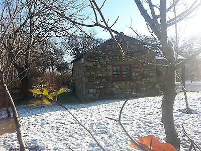 Feb 20 - 24 holiday cottage, private, forest of Bowland, dogs welcome £160
