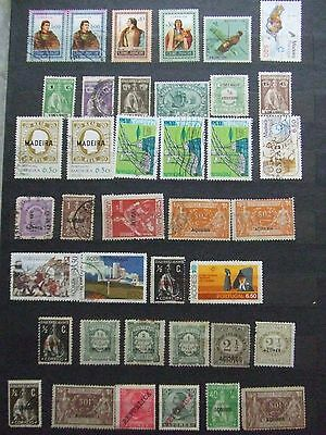 Portugal colonies collection #3