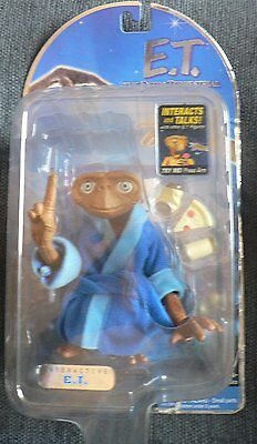 """E.t. """"the Extra Terrestrial"""" Interactive & Talks (Toys R Us Exclusive) Rare!!"""