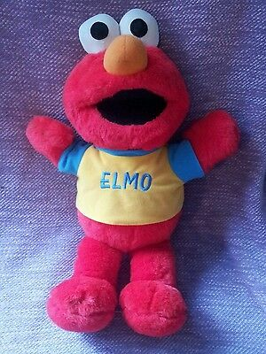 Tickle Me Elmo Soft Toy. 1997.