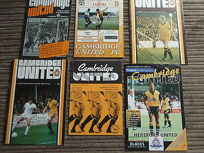 10  Cambridge Programmes