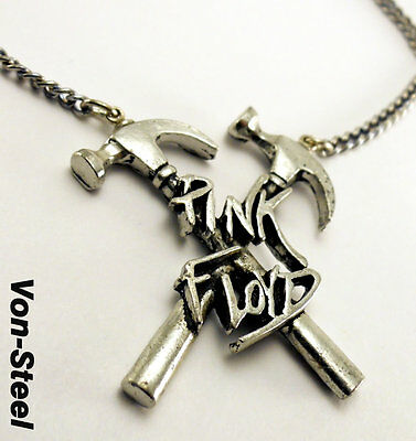 Necklace - Pink Floyd - Marching Hammers - The Wall - NEW - Official - 1993