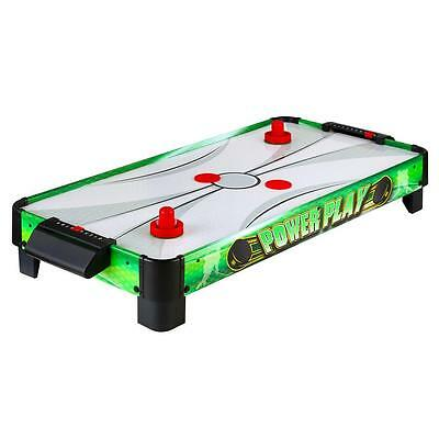 40 in. Air Power Permasealed Blower System Play Durable L-Shaped Hockey Table