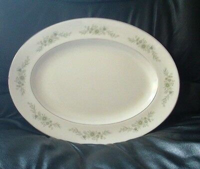 "Wedgwood ""Westbury"" Oval Serving Plate"