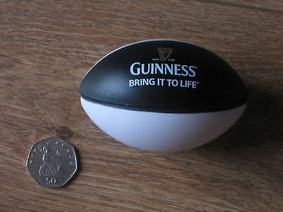 Guinness Mini Rugby Ball Stress Reliever