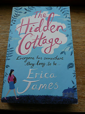 The Hidden Cottage by Erica James (Paperback / softback, 2013)