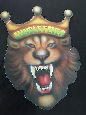 Rave Flyers Jungle Fever