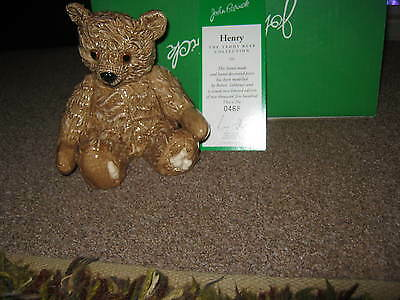 Beswick Henry The Teddy Bear Collection
