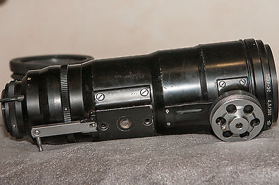 обьектив TAIR 3S 4.5/300mm M42 2/58mm in buone condizioni  made in USSR