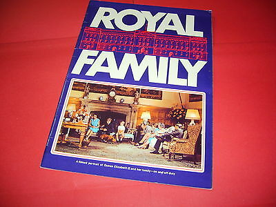 The Royal Family 1969 BBC and ITV UK Brochure