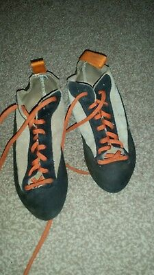 climbing shoes size 5