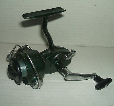 Vintage Winfield Newcomer Fixed Spool/open-Face Fishing Reel